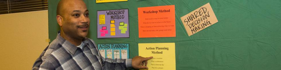 Robert Quintana Hopkins highlights Action Planning